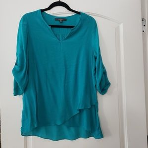 NWOT Fever Brand Tunic Top